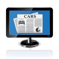 CARS NEWSPAPER MONITOR