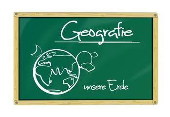 Tafel Geografie