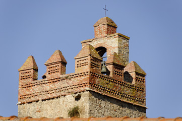 Basilica di Sant' Agata Asciano