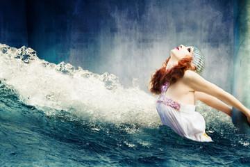 fantasy flood