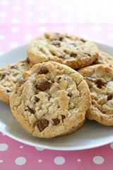 Poster Cookies Chocolate Chip Cookies
