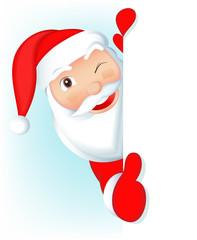 Santa Claus - Blank
