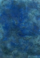 abstract blue surface