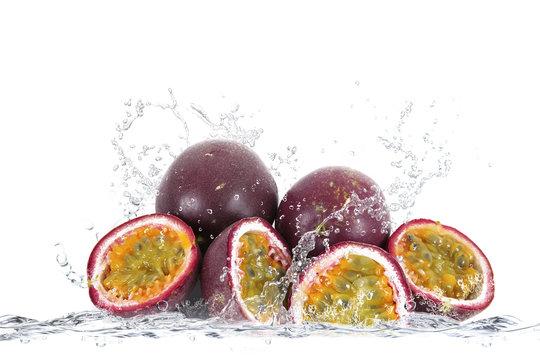 passion fruit splash