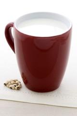 delicious soy milk