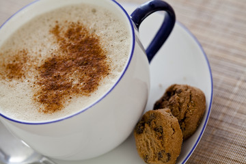 Cappuccino and Sweets