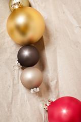 nice christmas balls