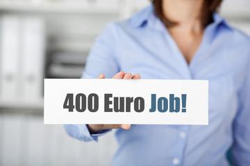 400 euro job