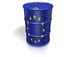 BARREL  EUROPEAN UNION
