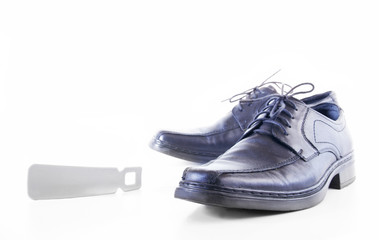 Male shoes and accessories for footwear