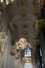 Hall after main Staircase of the Winter Palace
