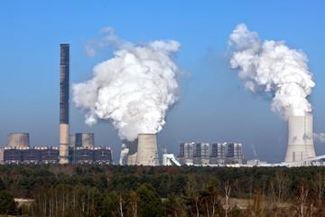 Kohlekraftwerk Boxberg Lausitz