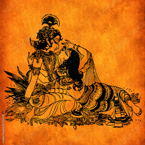 Art gallery of krishna & his devotees transcendental pastimes.
