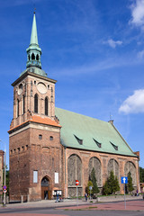 Church of Saint Barbara in Gdansk