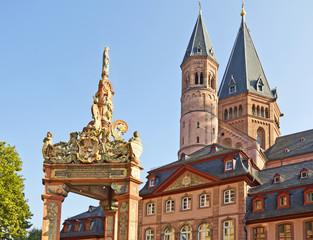 Mainzer Wahrzeichen