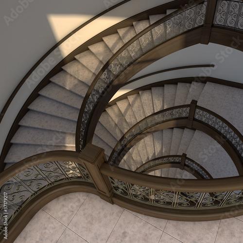 Saniertes altbau treppenhaus stockfotos und lizenzfreie for Treppenhaus altbau
