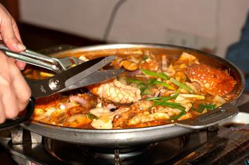 Korean Seafood Mix