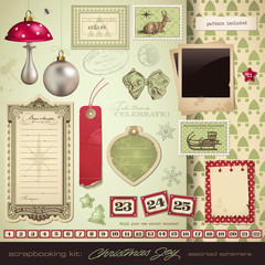 scrapbooking kit: Christmas Joy