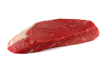 A cut of meat from an inner section of beef : Top round