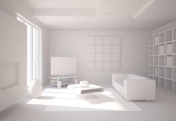 minimal home interior