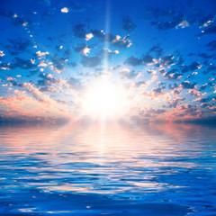 Water Panorama In Heaven