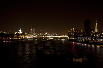 London Night Westminister