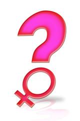 question woman