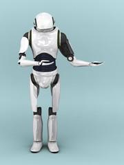 Artificial robot.
