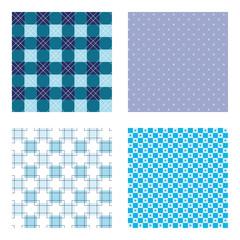 Quadrat blau2