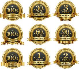 Vector set of 100% guarantee golden labels