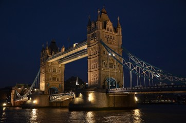 Tower Bridge in London, England, United Kingdom