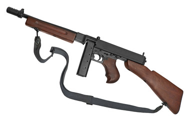 Thompson submachine gun