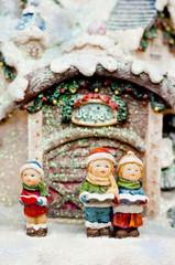 Cildren Christmas choir.