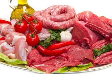 piatto di carne assortita