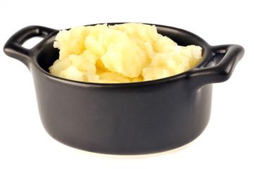 La cocotte de purée de pommes de terre