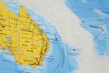 Australien geographisch