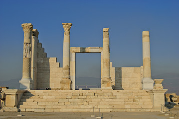 Laodikeia ancient city TURKEY