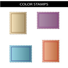 Vector stamps