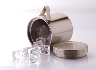 Cubitera hielo