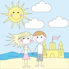 cute child cartoons