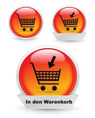 """""""In den Warenkorb"""" Buttons"""