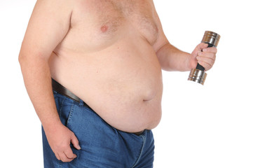 Übergewicht