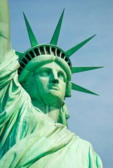 american state-statue of liberty