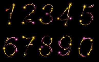 fireworks numbers