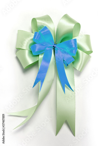 Nice Ribbon Bow For Decorate Gift Box Stock Photo And Royaltyfree New How To Decorate A Gift Box