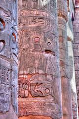 Colonne tempio di Luxor