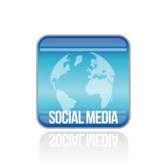 carré social média