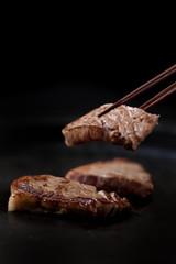ステーキ steak