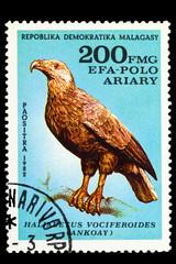 MALAGASY REPUBLIC - CIRCA 1982
