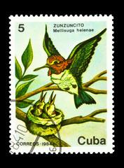 CUBA - CIRCA 1984
